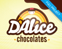 D'ALICE CHOCOLATES - ID All works