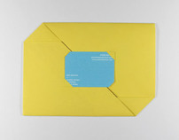 Creative CV, Business Card, Leave Behind and Website