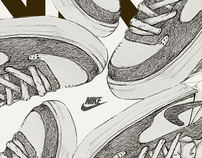 NIKE ILLUSTRATION