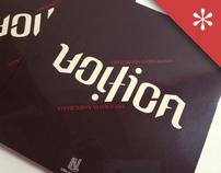 Voltica - Ambigram Typeface