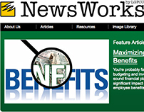 NewsWorks by LGFCU Website