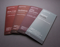 Sills & Betteridge Solicitors: DL Leaflet Set