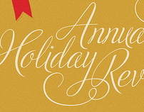 John Mayers Annual Holiday Review