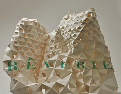 Rêverie | Modular Paper Sculpture