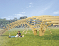 Serpentine Pavilion for Brno
