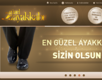 EnGuzelAyakkabi.Com - E-Commerce Design
