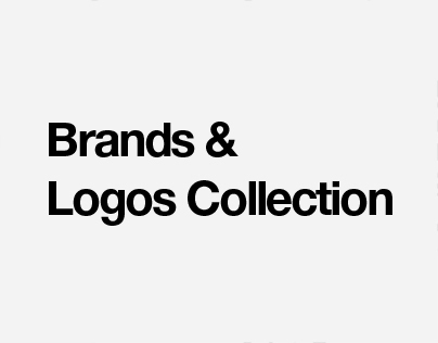 Brands & Logos Collection