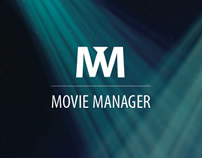 Movie Manager Rebrand