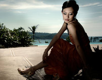 Fashion & Model Photography 2009-2010