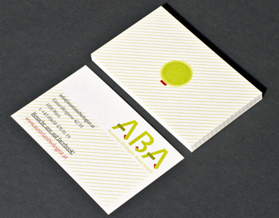 Austrian Biologist Association Corporate Identity