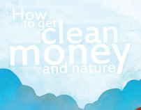 How to get Clean Money and Nature