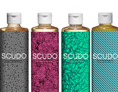 SCUDO - Package Design