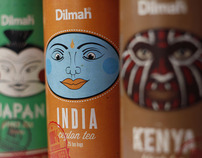 Dilmah tea package (version 1)
