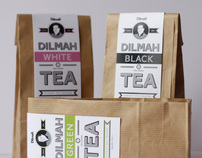 Dilmah tea package (version 2)