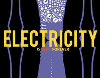 Electricity is not forever