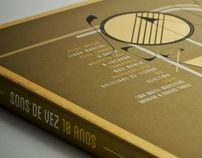 Sons de Vez 10 Anos, Commemorative CD