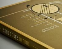 Sons de Vez 10 Anos, Commemorative CD