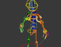 Rigging en 3ds Max
