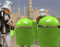These Arent the Droids