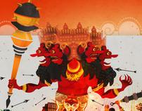 SHADOW HERITAGE - WORLD OF RAMA