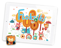 Floksiki-iPad Story Book