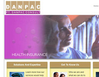 PT.Danpac Consult - website
