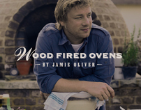 Jamie Olivers Wood FIred Ovens