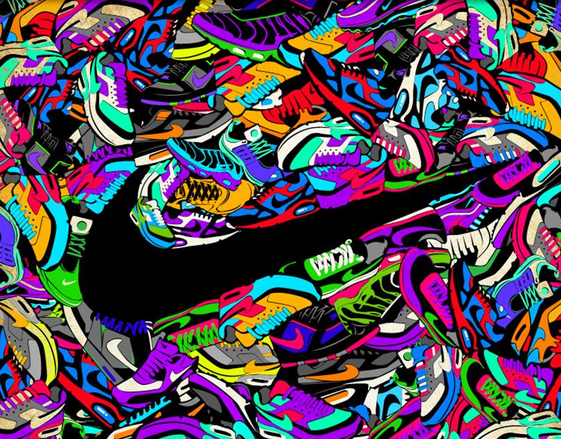 Nike T-shirts Projects / Footlocker