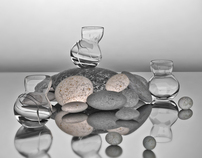 H2O - WELLS GLASS
