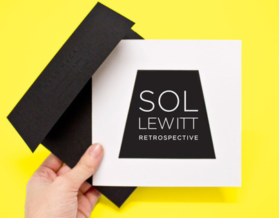 Sol LeWitt Retrospective