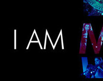 Yamaha | I am music / We are music Branding