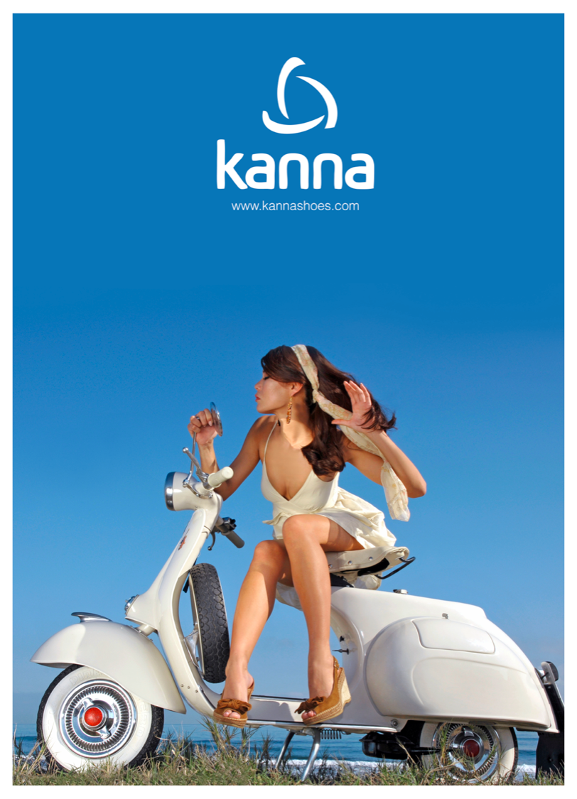 Kanna Shoes - Summer Campaign