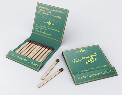 Matchbook Mock-Up