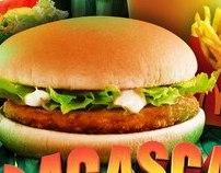 McDonalds   Madagascar Meal