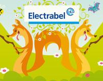 Electrabel / Electric Car design