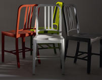 Emeco - Color, Materials and Finish Design
