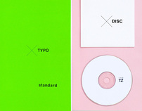 typografie standard