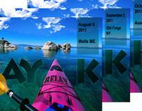 Kayak Posters