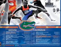University of Florida Track & Field 2012