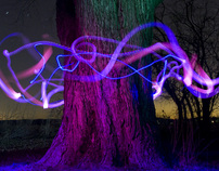 Light Paintings 2008-2009