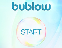 Bubble Blower App for iPhone