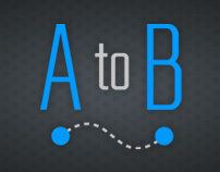 A to B GPS App for iPhone