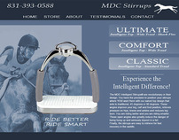 MDC Intelligent Stirrup Brand Relaunch and Ad Campaign