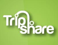 Trip Share - Mobile app