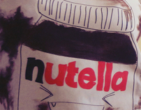 Nutella Advertising Project