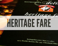 Heritage Fare Sales Folder