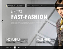 Ramiro & Carvalho website