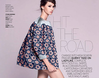 Elle Singapore: Hit the Road