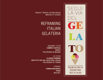 RE-FRAMING ITALIAN GELATERIA