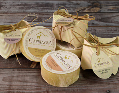 Caprinova Branding and Packaging